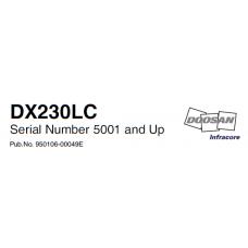 راهنمای تعمیر بیل مکانیکی دوسان مدل DX230LC