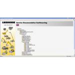 نرم افزار ماشین مجازی لیبهر نسخه 2012  LIEBHERR Lidos EPC & Service 2012 Multilanguage (VM)