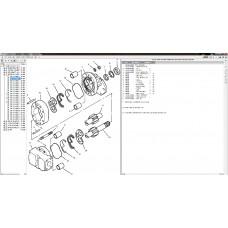 نرم افزار EPC ماشین آلات راهسازی کوماتسو نسخه  2014 به همراه Price List