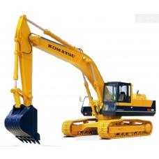 راهنمای تعمیر بیل مکانیکی کوماتسو مدل PC340-7